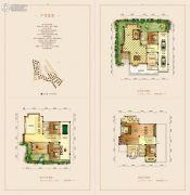 聚贤山庄.公园别墅7室3厅5卫505平方米户型图