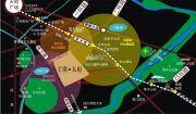 绿地锦天府交通图