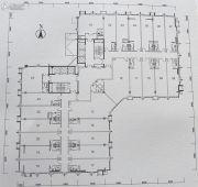 文邦国际大厦2室2厅1卫30--100平方米户型图