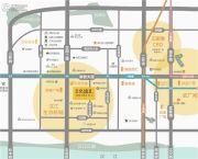 美好名流汇交通图