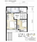 禾田居曼湾0室0厅0卫0平方米户型图