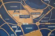 龙湖两江新宸交通图