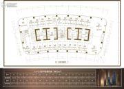 保利国际广场0平方米户型图