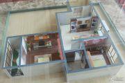 欧洲城2室2厅1卫0平方米户型图