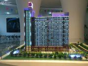 紫晶国际广场沙盘图