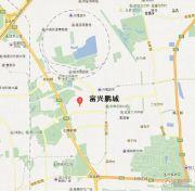 富兴鹏城交通图