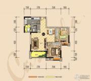 建昌・卡斯迪亚2室1厅1卫0平方米户型图