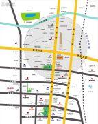 汇金大厦交通图