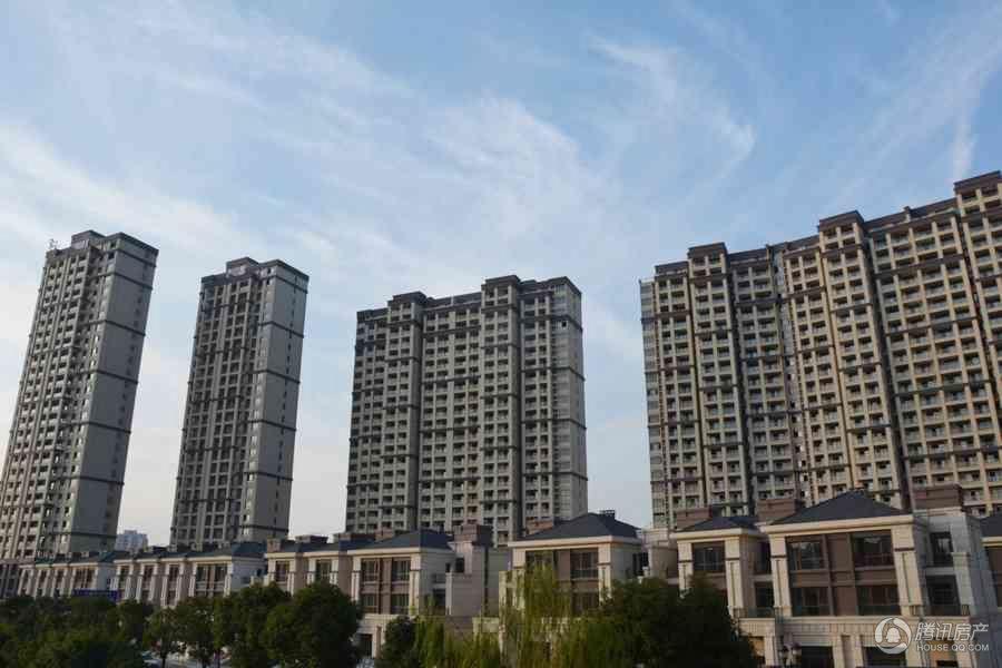 御龙湾项目工程实景图(2015.12.10)