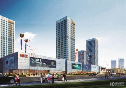 龙口五洲国际商贸城