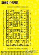 汉北广场0室0厅0卫0平方米户型图