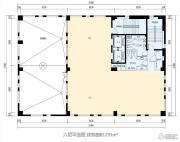 北京经开・国际企业大道Ⅲ295平方米户型图
