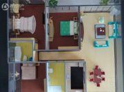 银海花园3室2厅2卫138平方米户型图