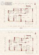 美丽湾畔花园5室2厅6卫0平方米户型图