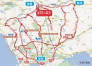 绿地大都会交通图