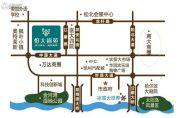 恒大锦苑交通图