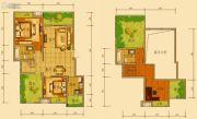 金鸿城三期归谷3室2厅2卫123平方米户型图