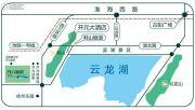 开元蓝庭交通图