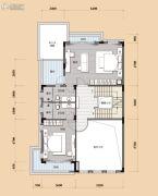 南沙湾・御苑3室2厅2卫0平方米户型图