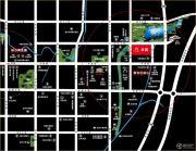 盛大凯旋城交通图