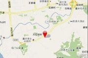 东原中心交通图