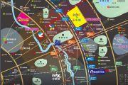 蓝光乐彩城交通图
