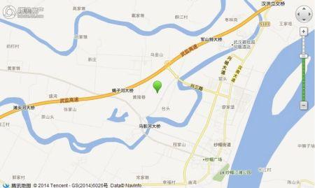 武汉绿地城