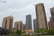 鸿泰・花漾城外景图
