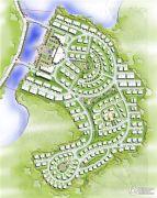 中国・桂林高尔夫国际城规划图