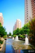 上海滩花园实景图