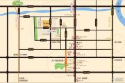 中环国际公寓三期交通图