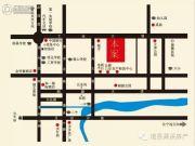 锦绣乾城交通图