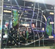 麒龙商务港交通图