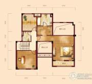 泰然南湖玫瑰湾5室3厅3卫209平方米户型图