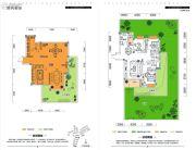 金牛国际社区245平方米户型图