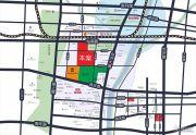建业新城交通图