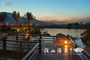 溪山温泉旅游度假村外景图
