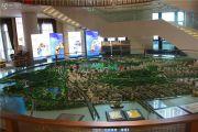 绿地瞰湖生活广场实景图