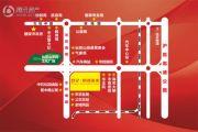 醴陵旺亿・居然金街交通图