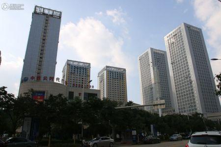 中铁云时代广场