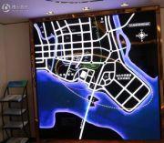 敏捷海琴湾交通图