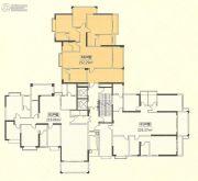恒怡湾4室2厅3卫0平方米户型图