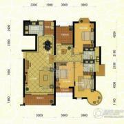 东方名城0室0厅0卫223平方米户型图