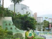 大亚湾核电滨海花园外景图