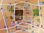 佳华北宸里交通图