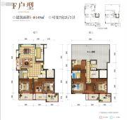新城�o�Z0室0厅0卫149平方米户型图