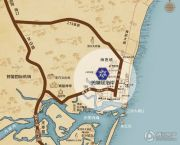 博鳌美丽熙海岸交通图
