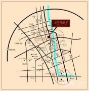 天鸿香榭里交通图
