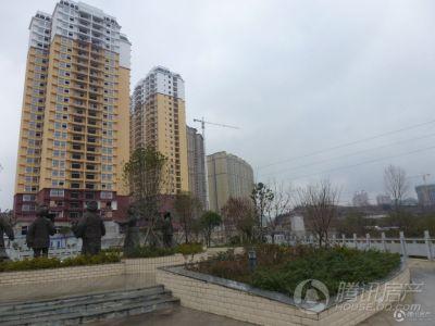 锦绣蓝湾溪岸