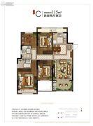 禹洲・滨之江4室2厅2卫0平方米户型图